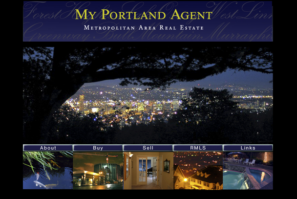 My Portland Agent Website
